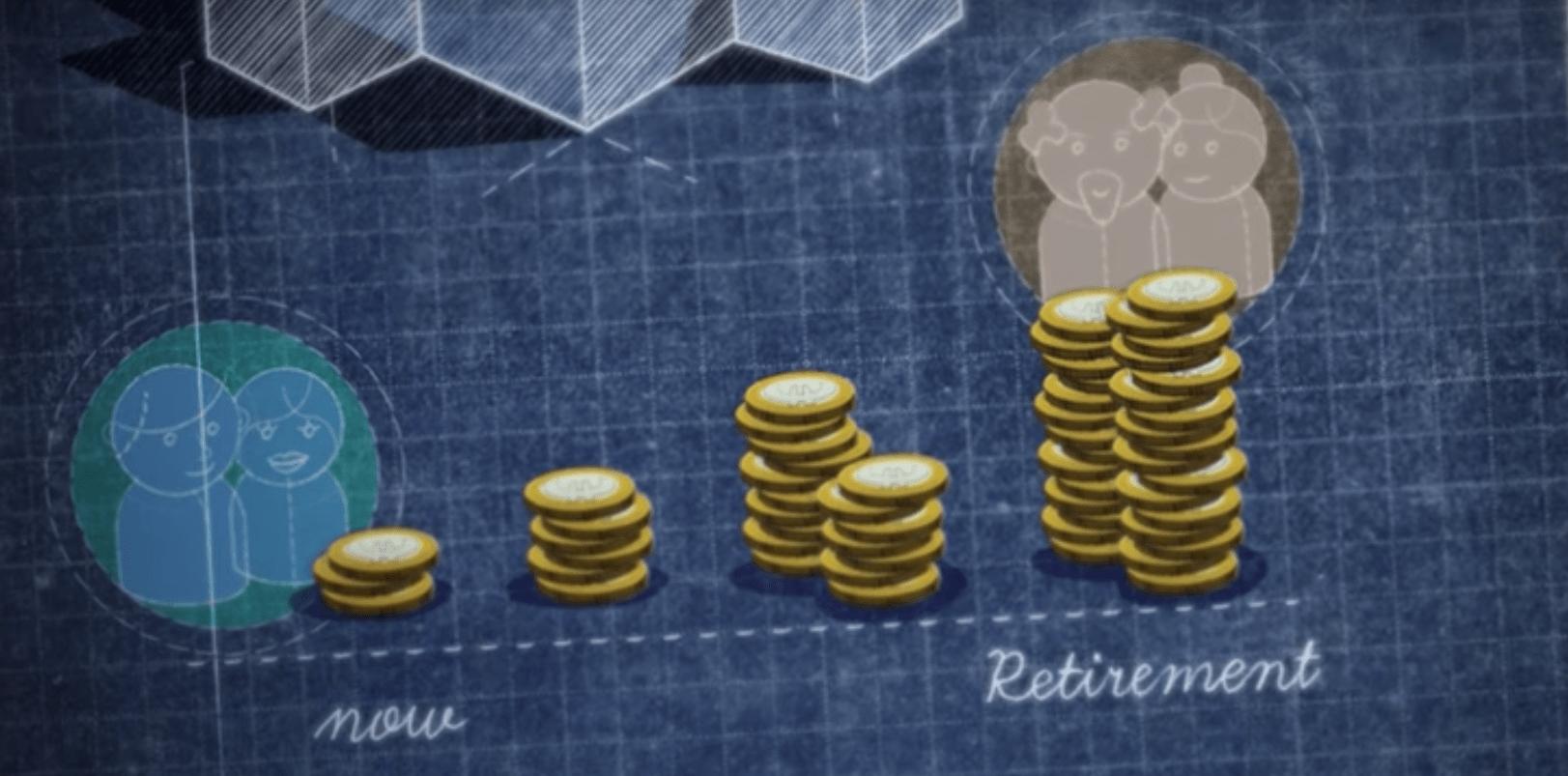 pensions- savings
